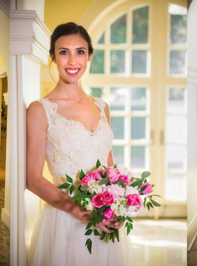 Natalie's Arlington Hall Bridal Session