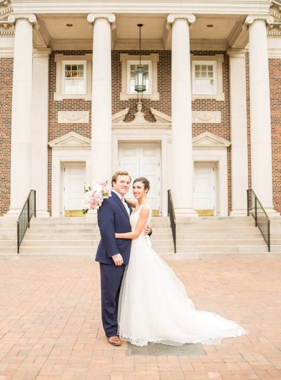 Natalie and Jake Perkins Chapel Wedding