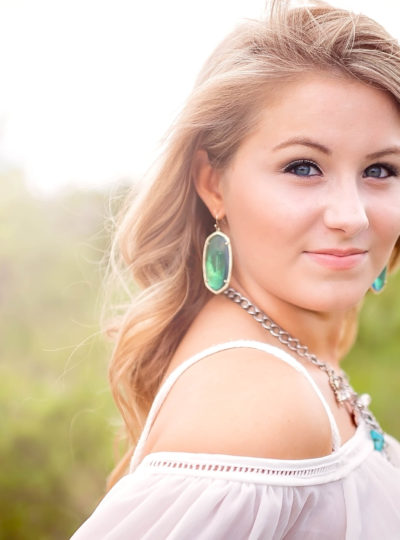 Madison's Destination Senior Portraits