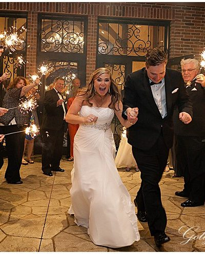 Colleen and Brian's McKinney Wedding