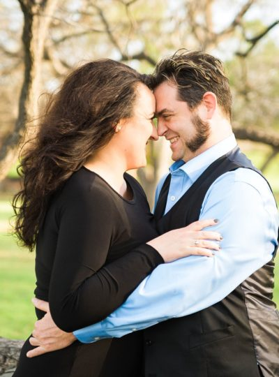 Catherine + Shea Engagements in Fort Worth
