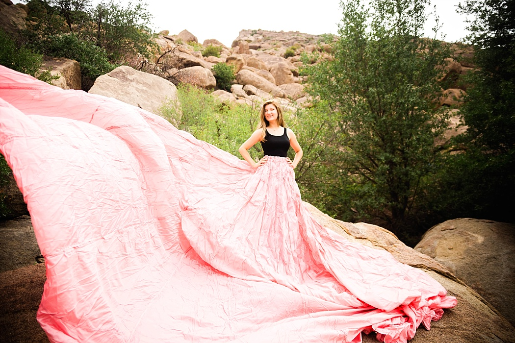 Marfa, Tx senior portraits photographed by Golightly Images