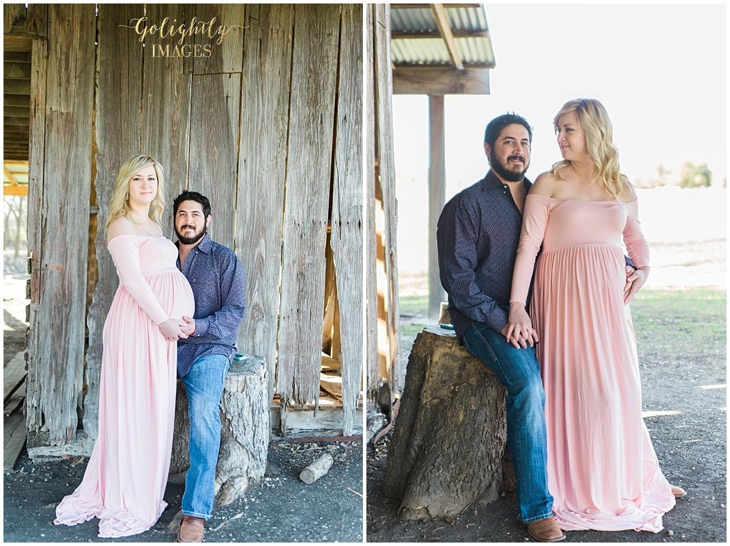 Maternity Portraits by Golightly Images