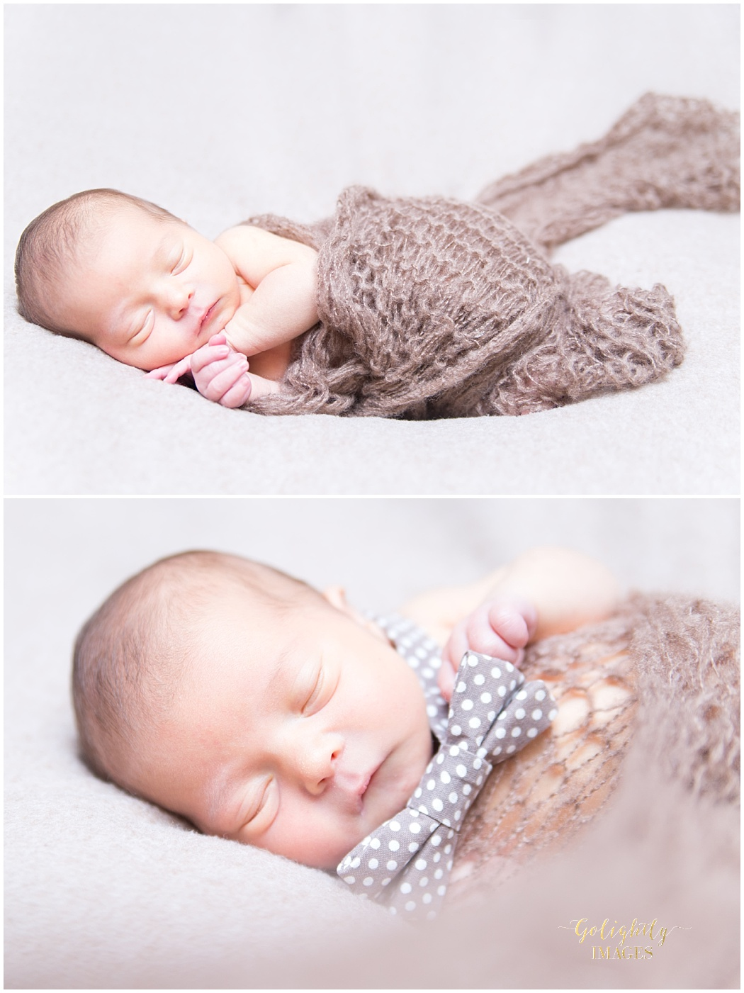 Newborn Portraits by Golighlty Images