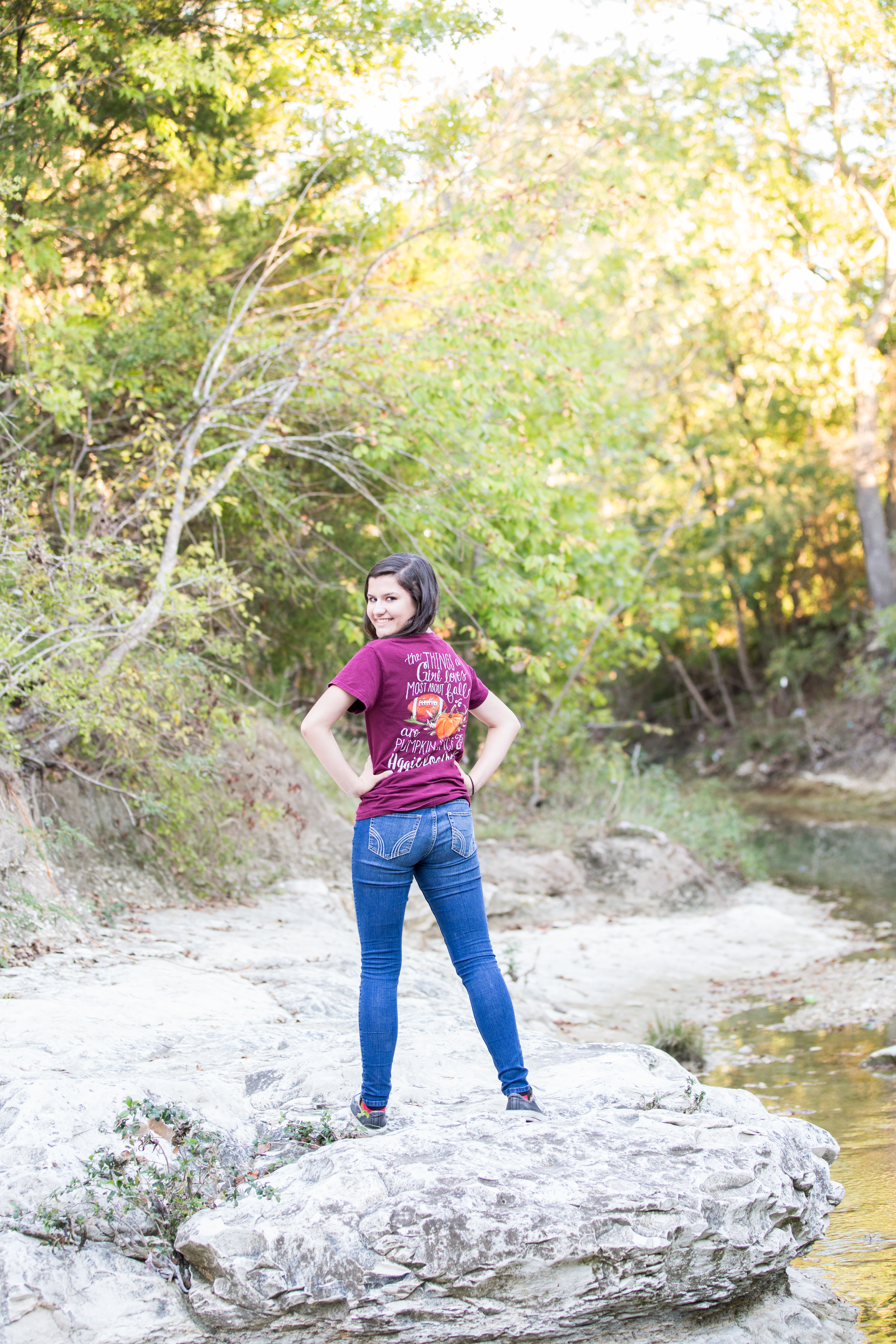 Top 10 Senior Portrait Ideas by 12 by Golightly Images located in Dallas, TX